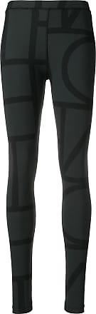 slim-fit leggings - Schwarz Totême