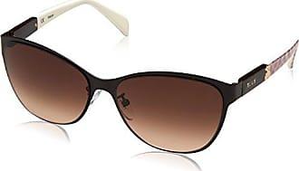 Tous Damen Sonnenbrille STO884-5509MA, Violett (Shiny Cyclamen), 55