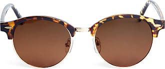 Braune Polarisierte Sonnenbrille In Schildplatt Optik E3vtE8