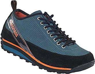 Trespass Bluebottle - Zapatillas de Atletismo de Cuero para Mujer Verde Green (Mallard) 39 1/3 vTOgSlt