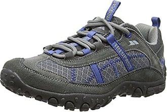 Fell, Chaussures Multisport Outdoor Femme, Multicolore (Taupe/Cerise), 39 EUTrespass