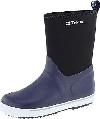 Tretorn Eva Low Navy, Schuhe, Stiefel & Boots, Chelsea Boots, Blau, Female, 36