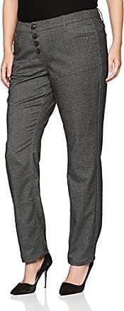 Triangle by s.Oliver 18709739039, Pantalones para Mujer, Verde (Smooth Khaki 7943), 54W x 30L(Talla del Fabricante:54)
