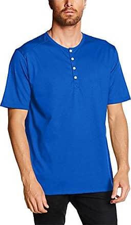 Trigema 626601, Polo Homme, Bleu (Royal 049), S