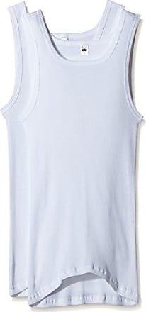 Trigema Damen Träger-Unterhemd Doppelpack, Camiseta sin Mangas para Mujer, Weiß (Weiß 001), 38(Pack de 2)