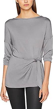 Trucco RT15BC10000, Camiseta para Mujer, Gris (Gris Claro), Small (Tamaño del Fabricante:S)
