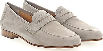 Truman's Penny loafer 8700 suede light