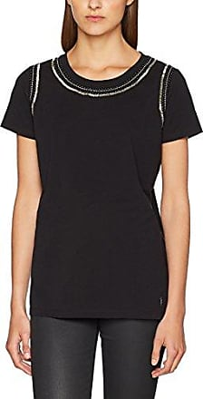 Trussardi 56T00000-1Y090535, Camiseta para Mujer, Bianco, Small