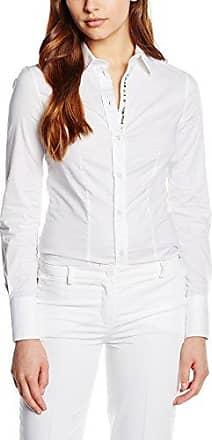 Trussardi Jeans 56C00099-1Y091543-W001, Chemise Femme, (White W001), 40