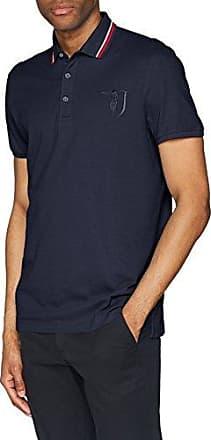 52T00102-1T000786-U290, Camiseta para Hombre, Azul (BLU Navy U290), L Trussardi