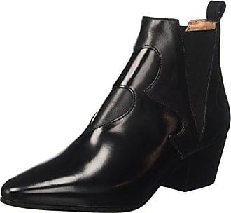 Skinny Boots, Stivaletti Donna, Nero (Nero), 38