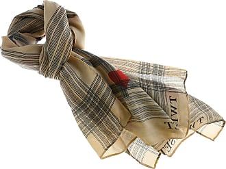 Scarf for Women On Sale, Lillac, Silk, 2017, Universal Size Burberry