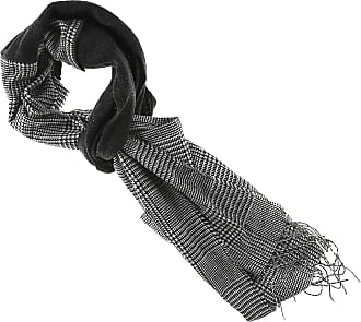 Scarf for Women On Sale, Black, Viscose, 2017, Universal Size Twin-Set
