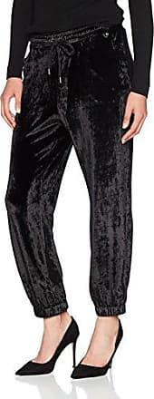 Twin-Set PS72VE, Pantalones para Mujer, Multicolor (Nero/Ice), W23 (Talla del Fabricante: 38)