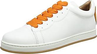 Cs8pjj, Zapatillas de Gimnasia para Mujer, Blanco (BIC.Otticoortensia), 35 EU Twin-Set