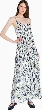 Langes Kleid Mit Print Twin-Set
