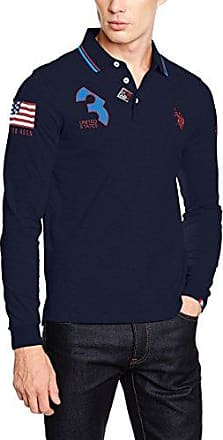 U.S. Polo Assn. - Italy No G/Dyed - Pôle Homme, Royal (Royal (273)), Taille M