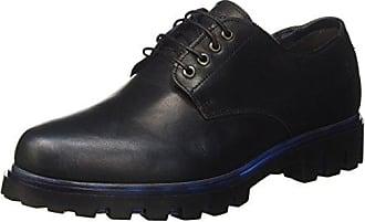 Chaussures Derby Femme, Noir (noir), 39 - Elleagency