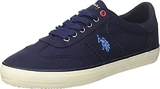 U.S.Polo ASSN. Ted, Zapatillas para Hombre, Azul (Dark Blue Dkbl), 44 EU U.S.Polo Association