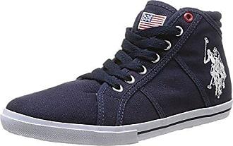 US Polo Assn, Sneaker donna, Blu (Bleu (Blue)), 37 U.S.Polo Association