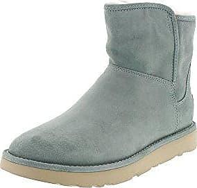 UGG - Boots CLASSIC MINI 5854 - primer, Grau, 41 EU UGG