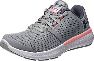 Under Armour Micro G Engage Bl H 2, Scarpe Running Donna, Grigio (Stealth Gray), 40.5 EU