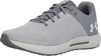 Under Armour UA W Micro G Pursuit, Chaussures de Running Compétition Femme, Noir (Anthracite), 38.5 EU