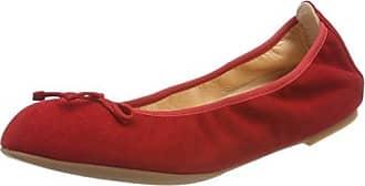 Acor_18_KS, Ballerines Femme, Rouge (Red), 37 EUUnisa