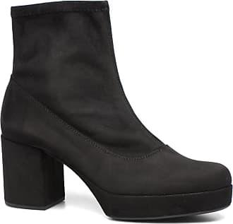 Unisa Chaussures Noires Avec Poche Talon Aiguille Pour Dames HDBtPnyZv
