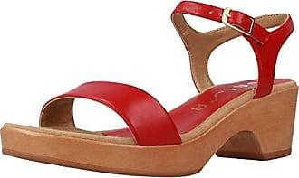 Sandalen/Sandaletten, Color Pink, Marca, Modelo Sandalen/Sandaletten Irita 18 Pink Unisa