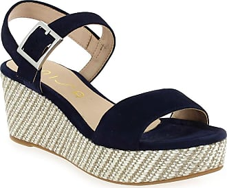 Sandales et nu-pieds Unisa pour Femme WARHOL BleuUnisa 27Urs1
