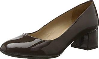 Dolada_KS_Pa, Zapatos de Tacón para Mujer, Gris (Rhino), 40 EU Unisa