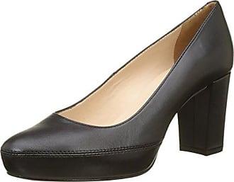 TICAN_KS, Zapatos de Tacón con Punta Cerrada para Mujer, Gris (Shark), 40 EU Unisa