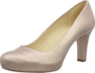Kun_18_Pa, Zapatos de Tacón para Mujer, Rosa (Dusty), 39 EU Unisa