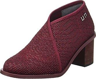 Chaussures Rouges Femme Nue Uni ZYhcay8EEi