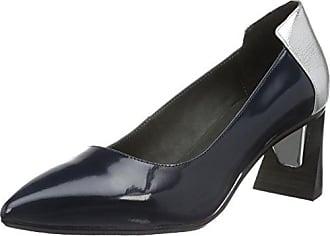 Suze - Zapatos de Tacón Mujer, Color Negro, Talla 36 United Nude