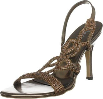 Unze Evening Sandals, Sandali donna, Verde (Grün (L18360W)), 36 Unze
