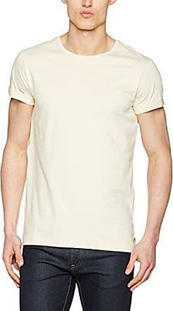 Thermal Boxy Tee, T-Shirt Homme, Ecru (Sand 208), LUrban Classics