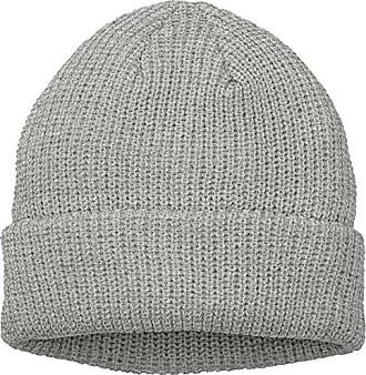 Mens Oversize Beanie, Grey (Grey 37), One Size (Manufacturer Size: 88/88) Wrangler