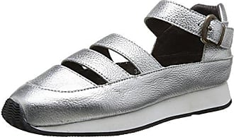 Pierre CardinLario - Zapatos de Cordones Hombre, Gris (Gris (Crust Antracite)), 46