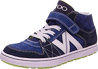 Usay like , Mädchen Sneaker, Blau - blau - Größe: 31