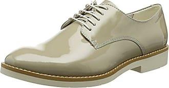 Vagabondlejla - Chaussures Derby Femme, Couleur Noire, Taille 39
