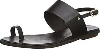 Vagabond Natalia - Damen Sandalette Pantolette Zehentrenner - 4108201-36-espresso, Größe:36 EU