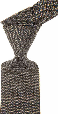 Ties On Sale in Outlet, Black, Silk, 2017, one size Valentino