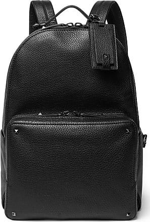 Garavani Rockstud Leather Backpack - Only One Size / Black Valentino Cheap Price Original h0Enlr0w