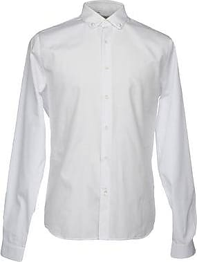 Shirt for Men On Sale, White, Cotton, 2017, 15 15.5 15.75 Valentino