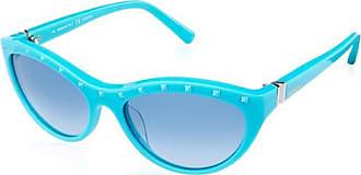 Valentino Sonnenbrille türkis Damen 3MIG7ZnN