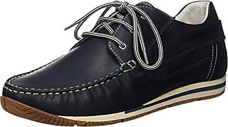 Scarpa Denim, Mocassins (Loafer) Homme, Bleu (Denim Denim 18ee), 42 EUValleverde