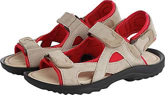 Vamos Sandale Beige / Rouge bXfSz8xS5