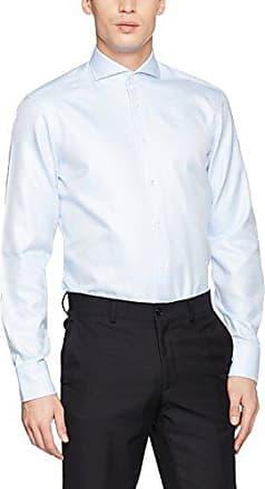 Rivara-PTFC6, Camisa Casual para Hombre, Blanco (Weiß 000), 40 Van Laack